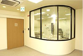 ナースステーション・新生児室