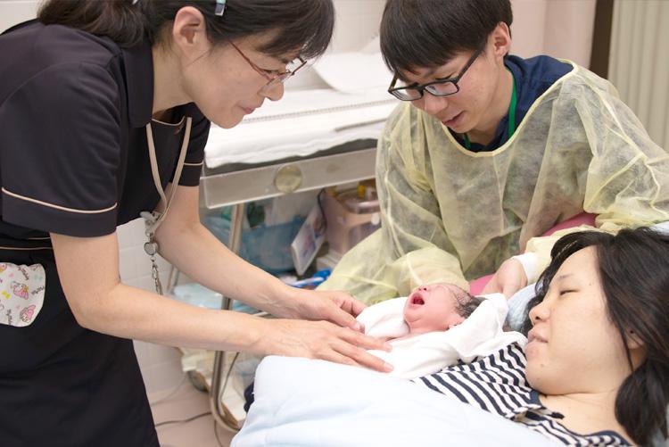 出産への不安